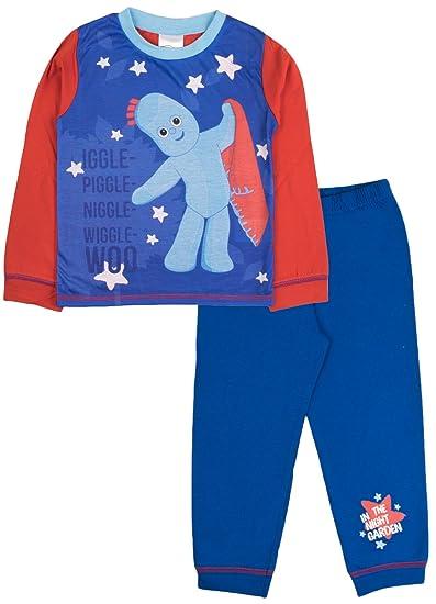 584241eeb In the Night Garden Kids Long Pyjamas Pjs  Amazon.co.uk  Clothing
