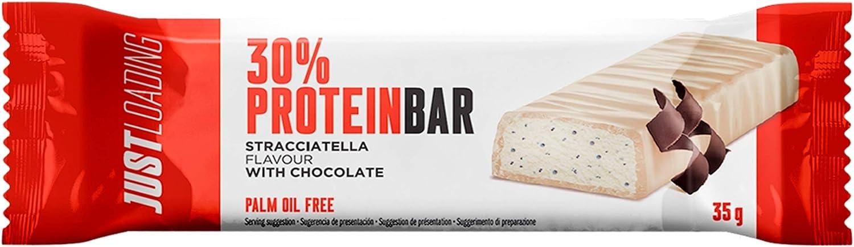 JUST LOADING barrita proteína sabor chocolate blanco con ...