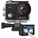 AKASO EK7000 Pro 4K Action Camera with Touch Screen EIS Adjustable View Angle Web Camera 40m Waterproof Camera Remote…