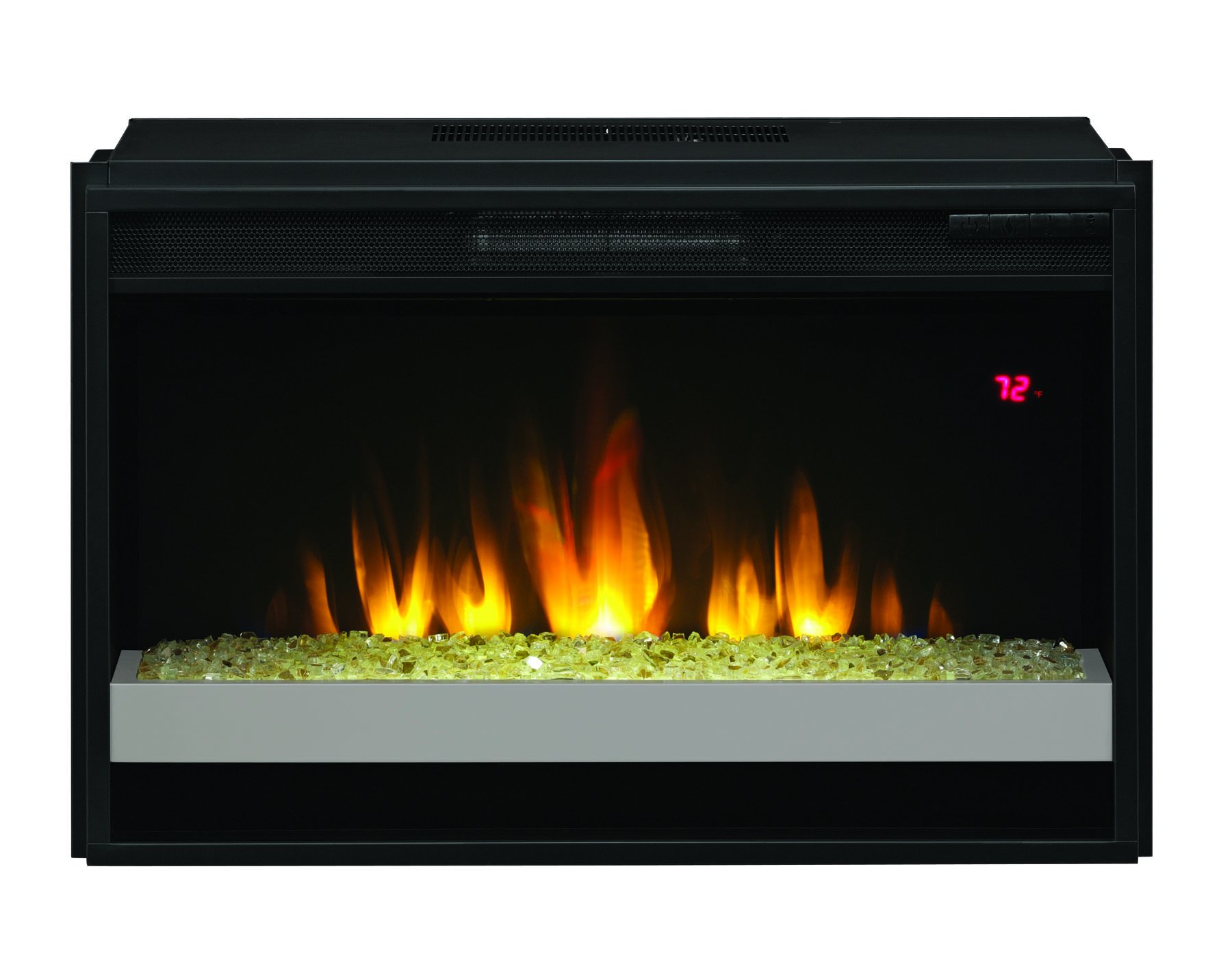 ClassicFlame 26EF023GRG-201 26'' Contemporary Electric Fireplace Insert