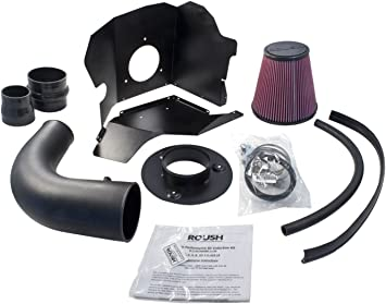 5.4L V8 Roush 402101 Cold Air Intake Kit 1 Pack