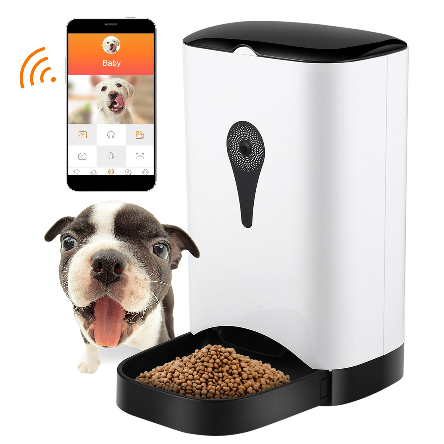 for feeder small walmart ip timer large programmable com electronic to dog oxgord dogs