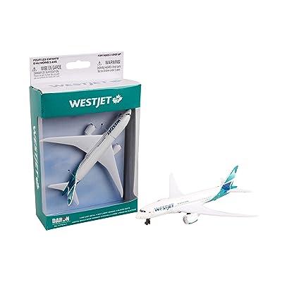 Daron Westjet Single Plane: Toys & Games
