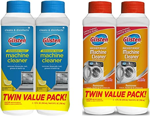 Amazon.com: Glisten - Limpiador y desinfectante para ...