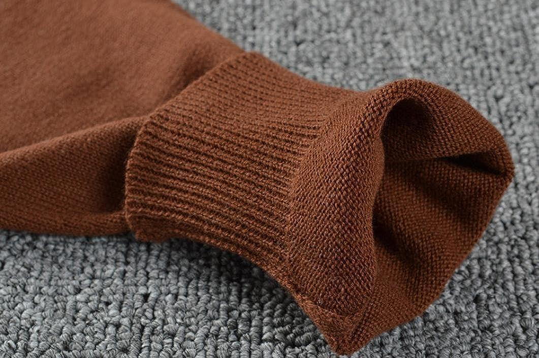 Fullfun Little Boys Girls V Neck Button-Down Fine Knit Cardigan Sweaters