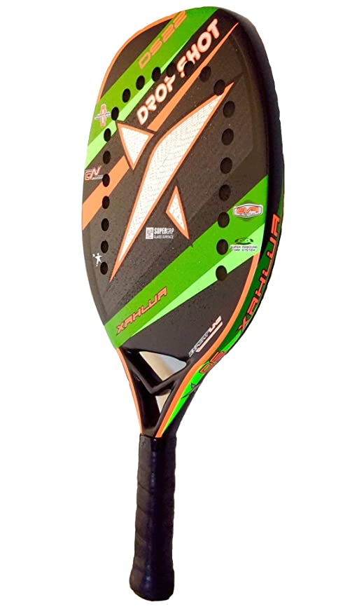 Amazon.com : Drop Shot Xahlua Professional Beach Tennis Paddle : Sports & Outdoors