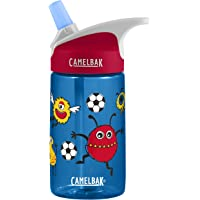 Camelbak Water Bottle eddy .4L, Soccer Monsters, ROB BTS LE