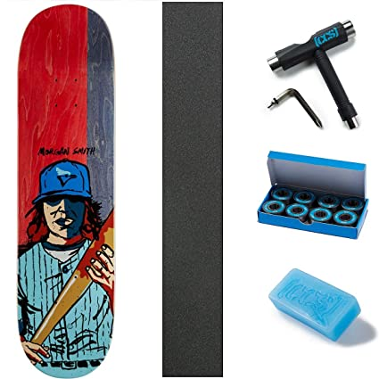 bd63017e Image Unavailable. Image not available for. Color: Blind Morgan Smith All  Star - 8.25 Inch Skateboard Deck ...