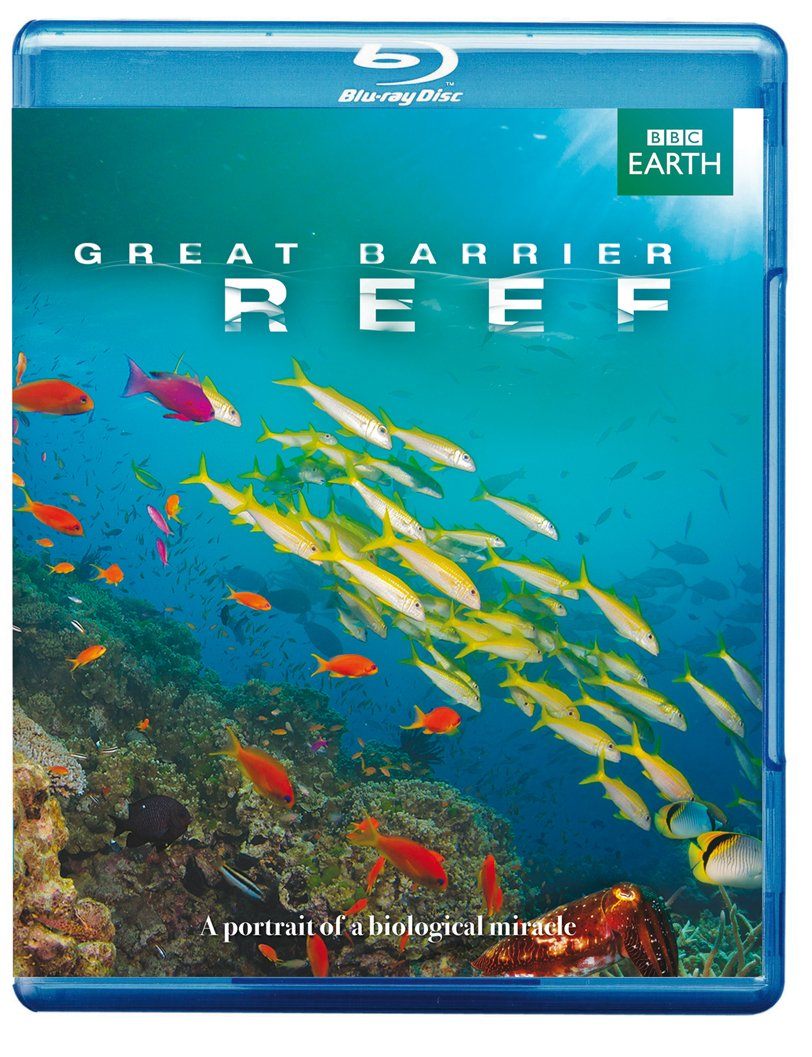 Great Barrier Reef Series BBC [Blu-ray][Region Free] [UK Import] [1080i]