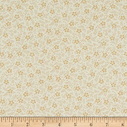 SAND Cotton DOBBY Dressmaking Fabric Craft Material