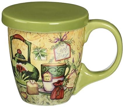 Amazing LANG 5054007 Tea Time Tea Cup Set