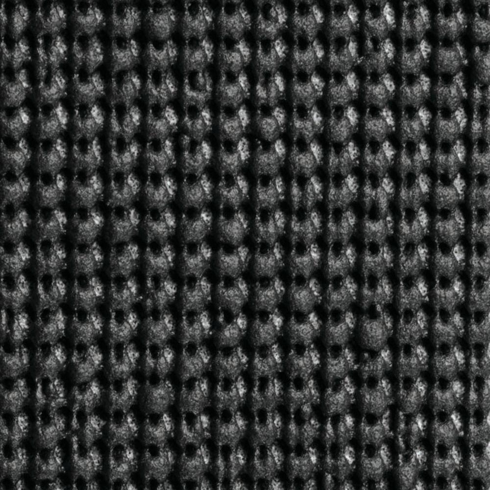 Supergrip Display Case Liner 36'' Wx 60'L Rolls in Black by HUBERT