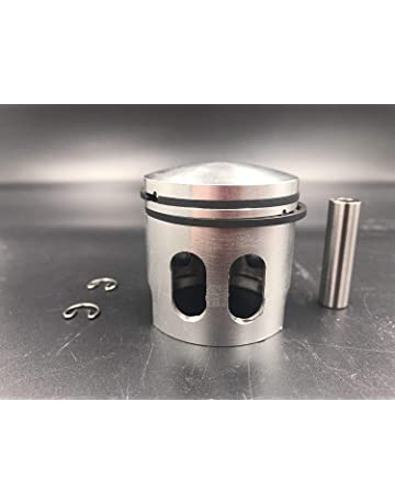 CDHPOWER 80cc/66cc Windowed Piston Set - 66cc/80cc Gas Motorized Bicycle