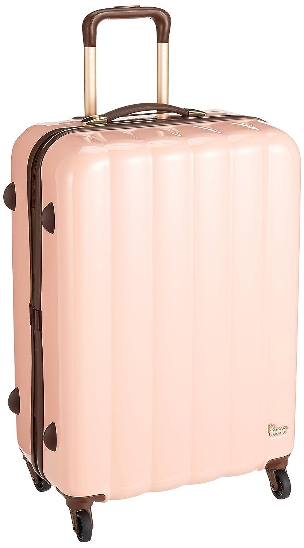 [カナナプロジェクトコレクション] スーツケース ステイ 66L 60cm 4.2kg 05616 B01C2H76LOピンク