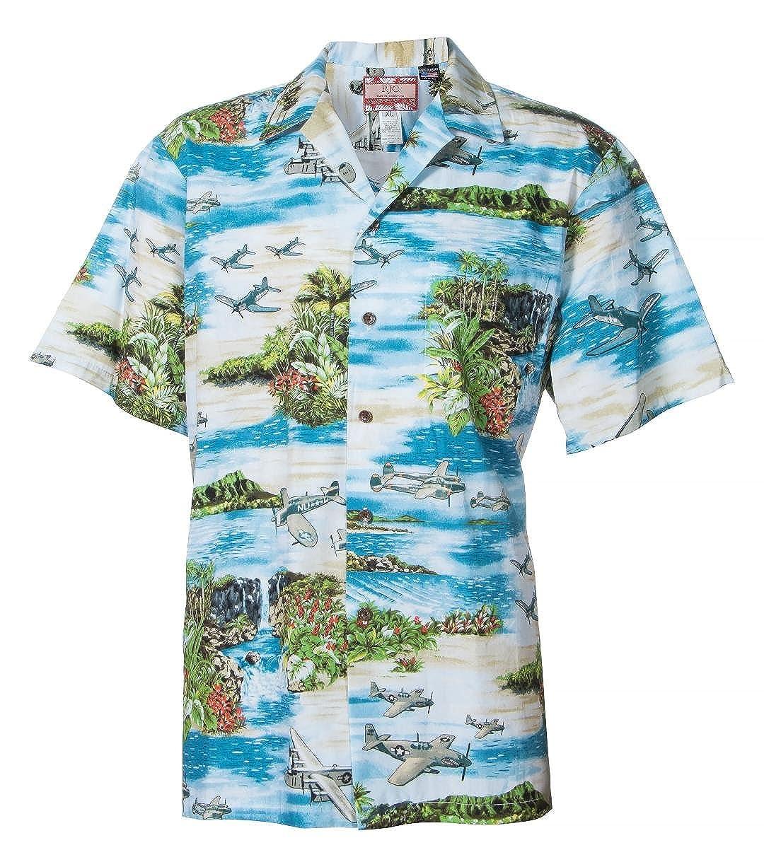Smiffys Mens Tropical Hawaiian Luau Shirt Summer Holiday Stag Party Fancy Dress