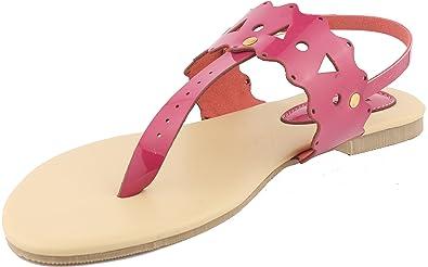 a76f9001e1790 Foot Wagon Pink Flats|Pink| Pink Sandals | Ladies Sandal |Beige ...