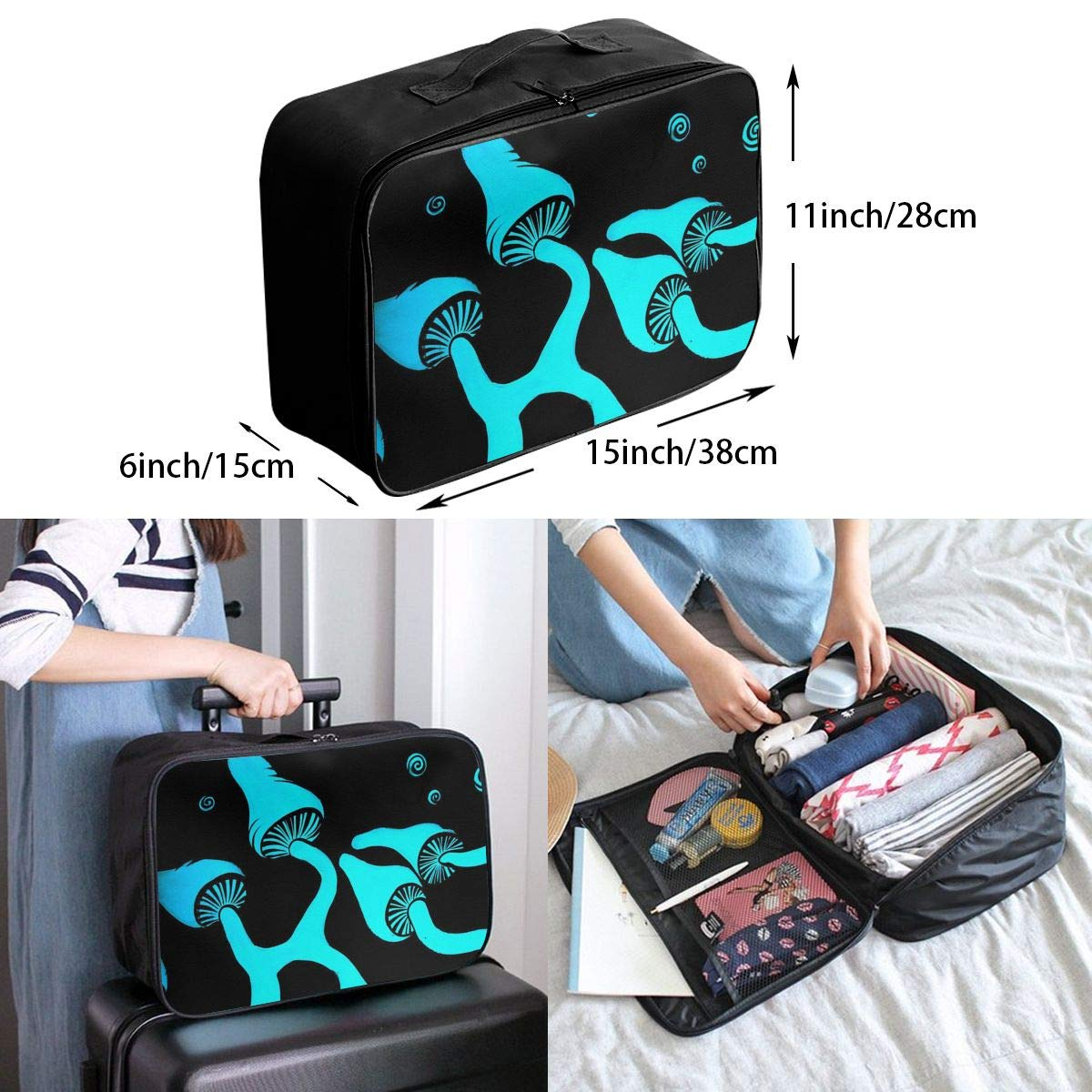 Fashion Travel Duffels millenniumpaintingfl.com Travel Luggage ...
