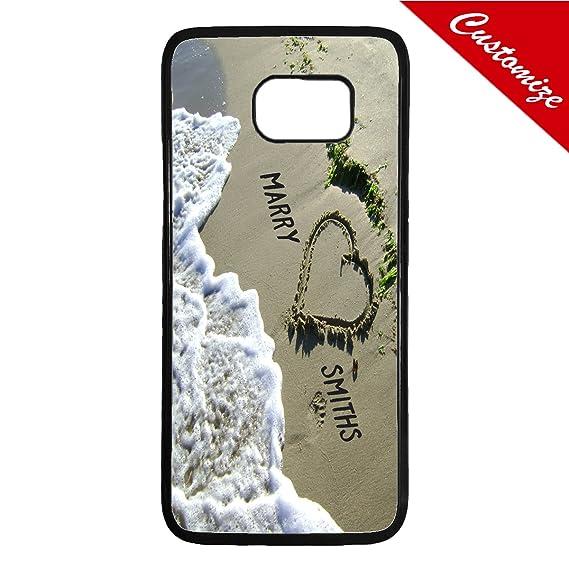 amazon com artsbaba samsung galaxy s7 edge beach waves love
