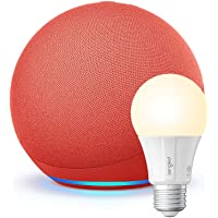 All-new Echo (4th Gen) + Sengled Smart Bulb   (PRODUCT) RED