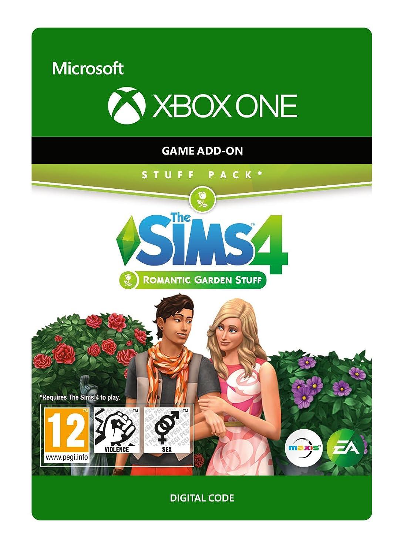 THE SIMS 4: (SP6) ROMANTIC GARDEN STUFF DLC | Xbox One - Download Code