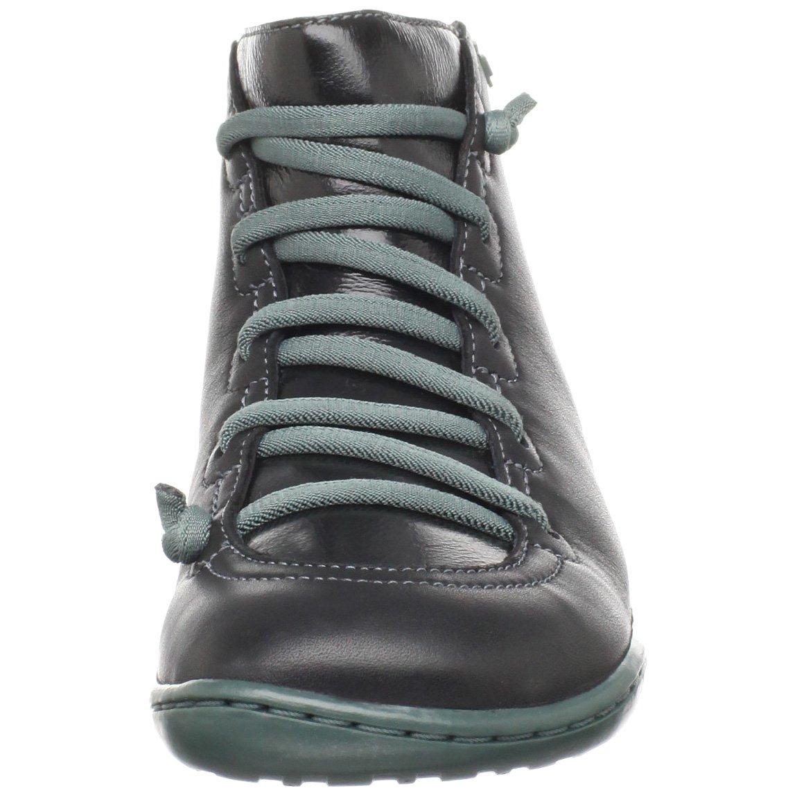 b9746c1d27e39 Camper 90085-004, Bottes Motardes Garçon - Noir (napa Neg), 25.5 EU   Amazon.fr  Chaussures et Sacs