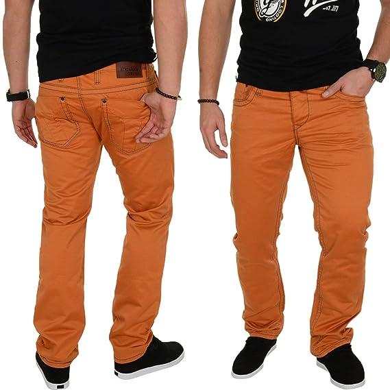 Baxx 1039 Denim Senapesenape Jeans C Design Pantaloni Uomo Cipoamp; CodxBe