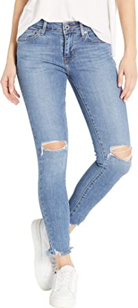 21089691d216 Levi's Women's 711 Skinny Ankle Jeans at Amazon Women's Jeans store