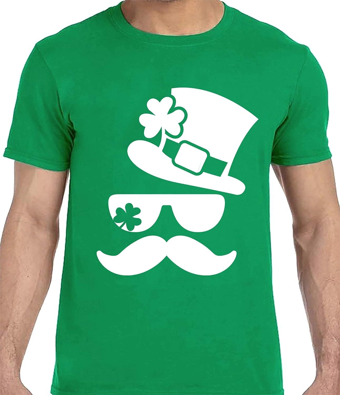 f39025c9 Amazon.com : KINGSBOM Men's Shamrock Funny Irish St Patricks Day T-Shirt :  Sports & Outdoors
