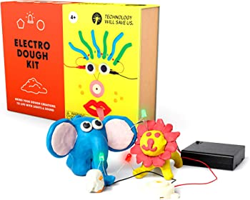 Tech Will Save Us, Electro Dough Kit Educational STEM Toy