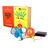 Technology will save us Tech Will Save Us, Electro Dough Kit | Educational STEM Toy, Ages 4 and Up