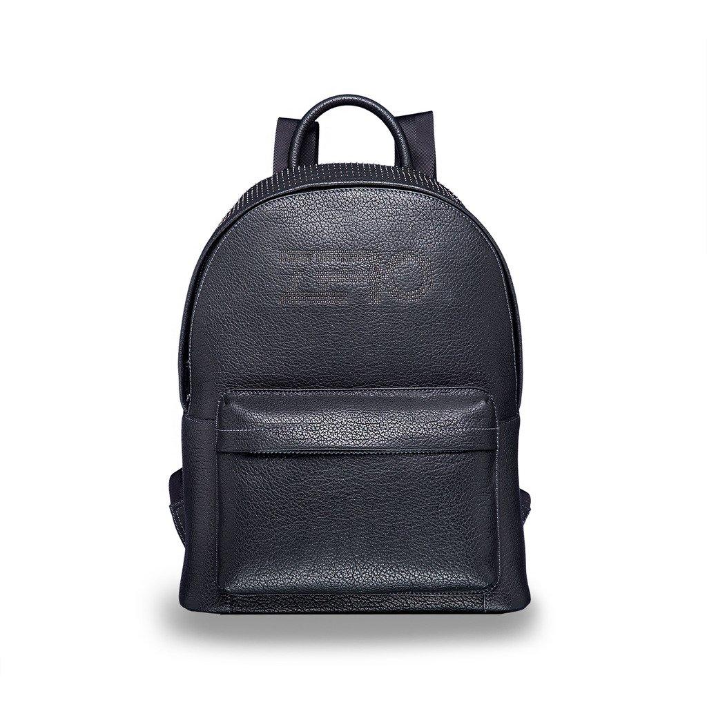 「ゼロ」ZROビジネスリュック メンズ 出張 バッグ カジュアル バッグパック 旅行 B01J397N6W ブラック