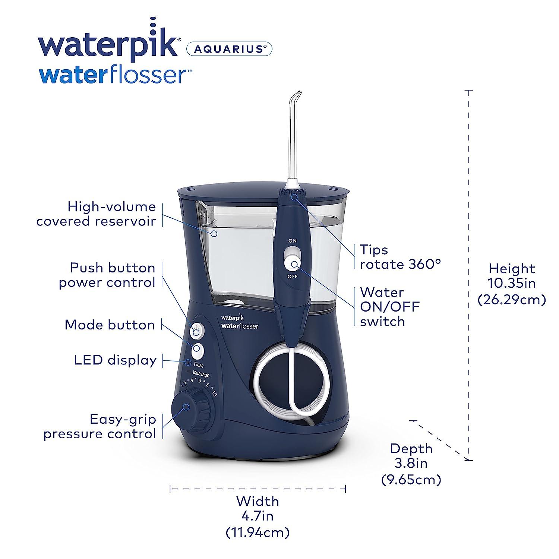 thumbnail 16 - Waterpik WP-660 Water Flosser Electric Dental Countertop Professional