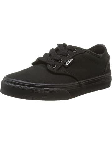buy popular ae43e deba0 Vans Unisex Kids Atwood Low-Top Sneakers
