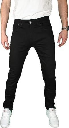 Amazon Com Deporte Vertical Para Hombre Slim Fit Stretch Pantalones Moda Casual Elastico Caqui Comodo Chino Color Conico Skinny Stretch Jeans Clothing