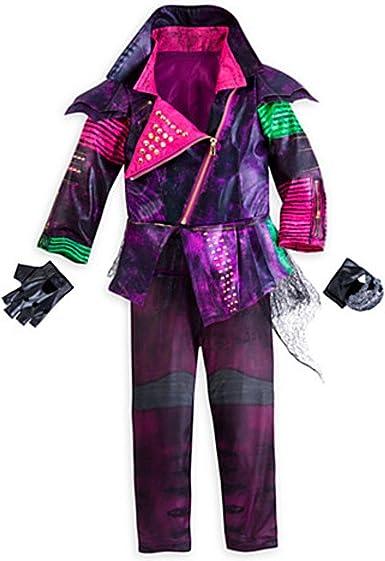 Tienda de Disney – Descendientes Mal disfraz para niñas: Amazon.es ...