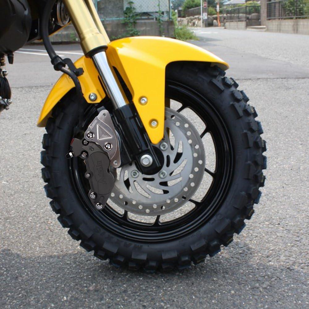 Adelin Rear Brake Caliper with Bracket For Honda Grom MSX 125 2013-2019 Rear Brake Caliper with Bracket NON-ABS