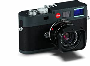 Leica 10759 M-E 18 MP Digital Rangefinder Camera with 2.5-Inch TFT LCD Screen, Body only (Grey)
