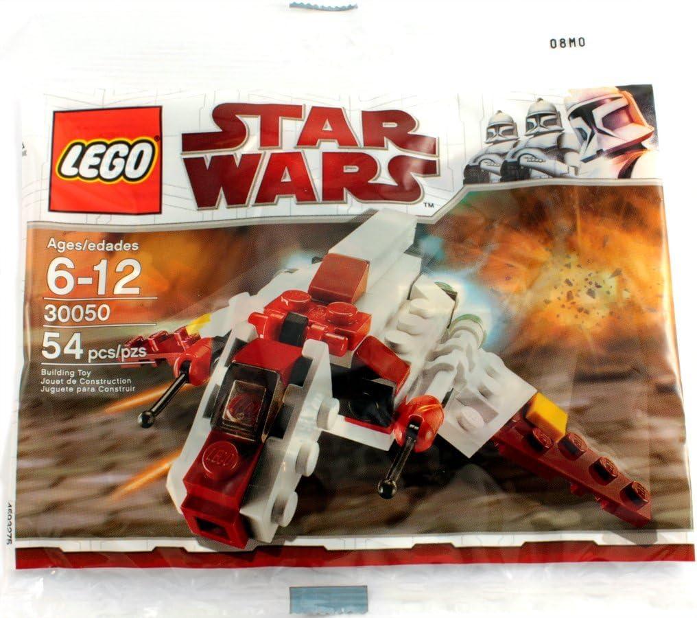 LEGO Star Wars Republic Attack Shuttle Mini Building Set 30050