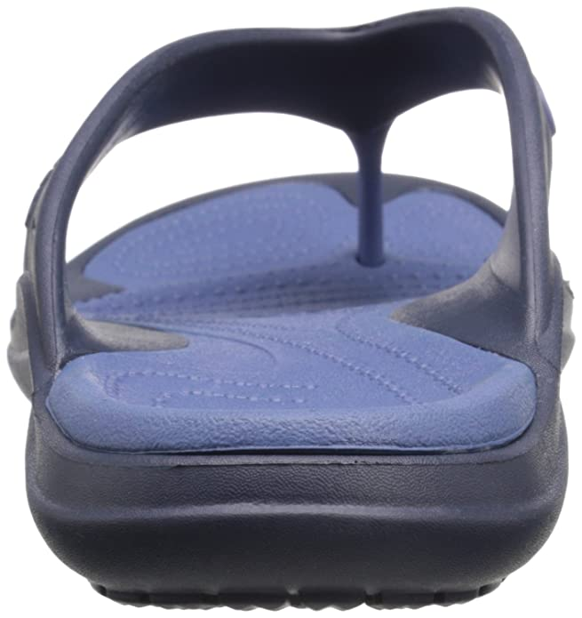 e99048482 crocs Unisex Modi Sport Flip Navy and Bijou Blue Flip-Flops and House  Slippers - M8W10  Buy Online at Low Prices in India - Amazon.in