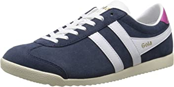 Gola Womens Bullet Suede Fashion Sneaker