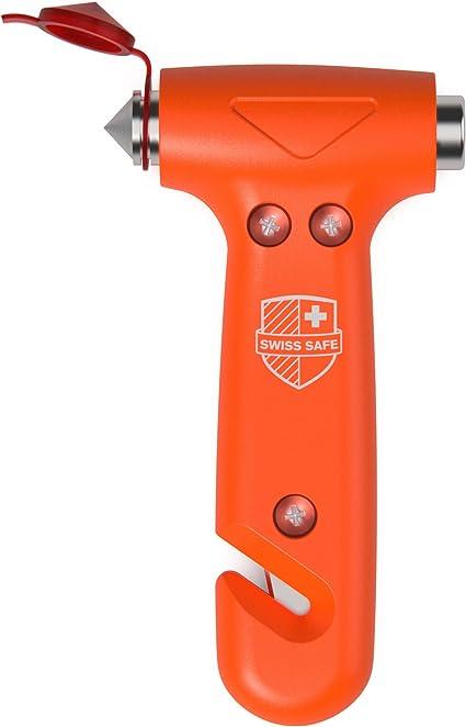 Swiss Safe 5-in-1 Safety Hammer