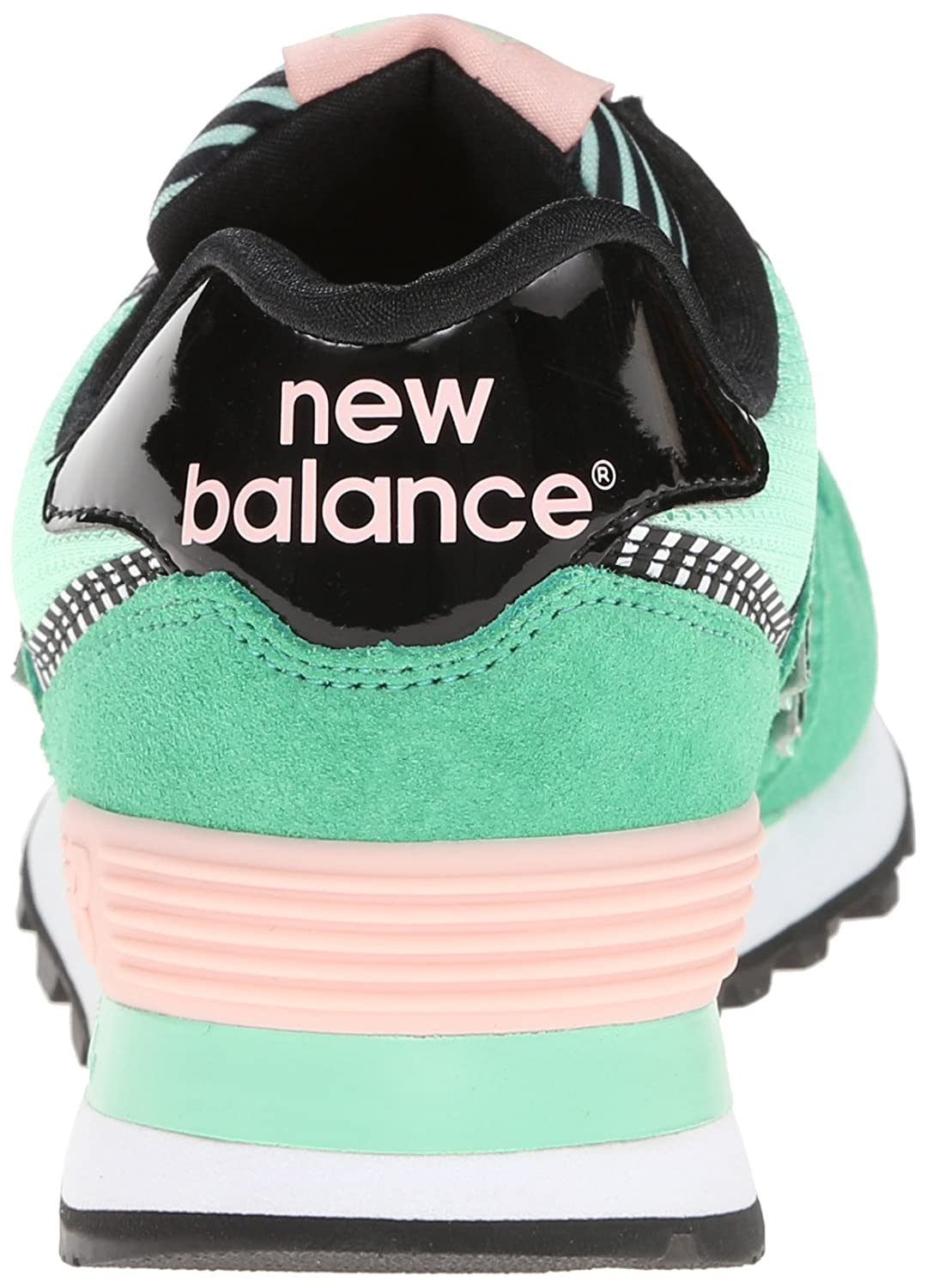 info for 85100 387a1 Amazon.com   New Balance Women s WL574 Palm Springs Collection Sneaker    Running