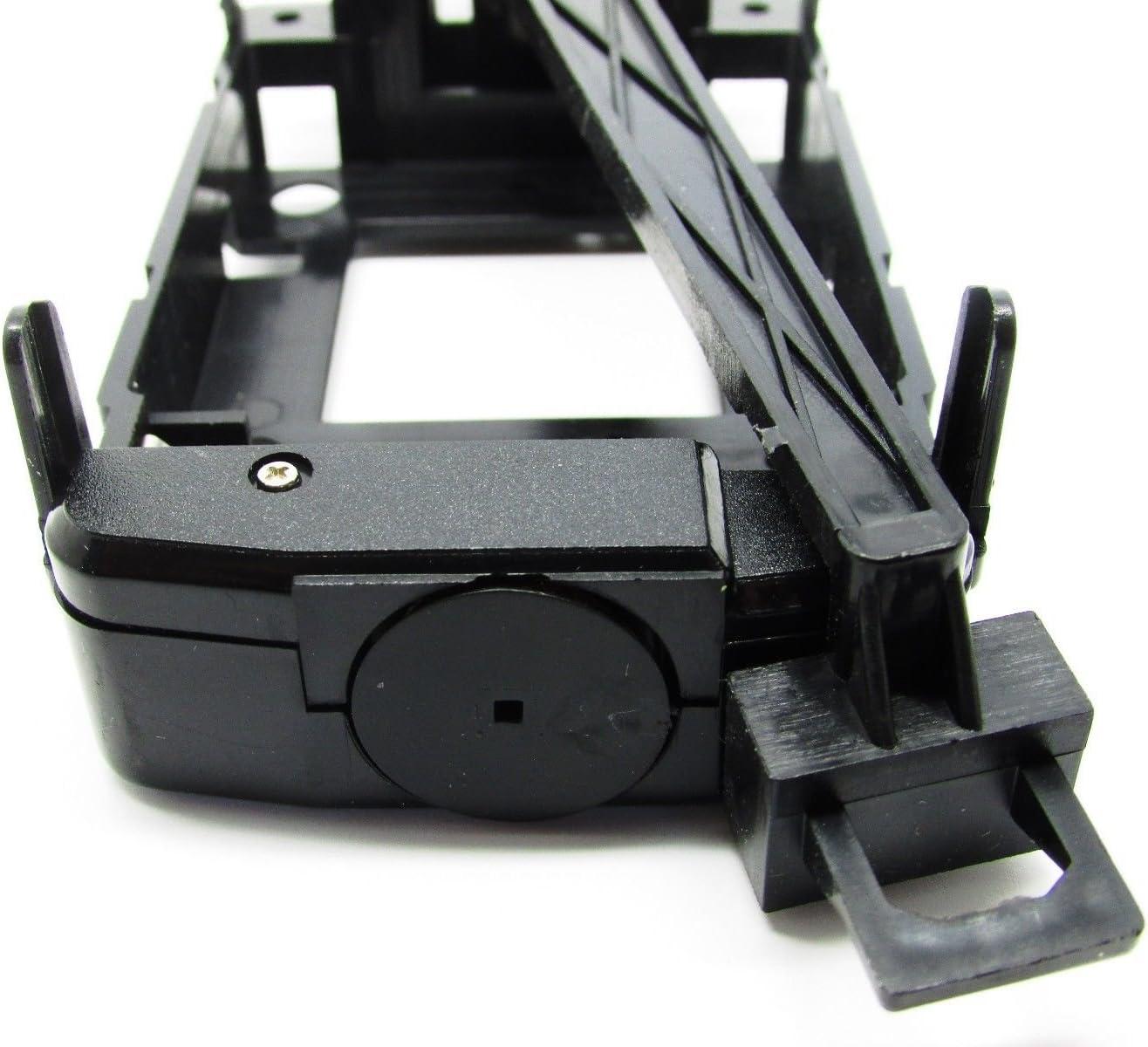 Quartz pendulum drive motor module for all standard hand
