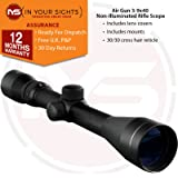 3-9x40 Rifle scope | Air rifle scope includes mounts