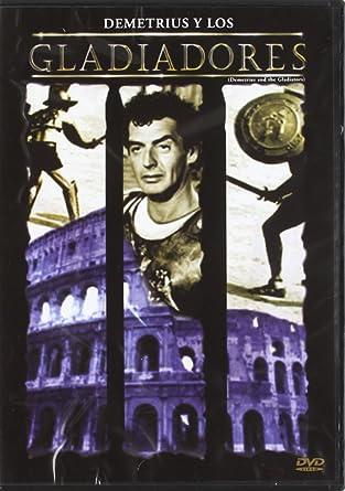 Demetrius Y Los Gladiadores [Import espagnol]