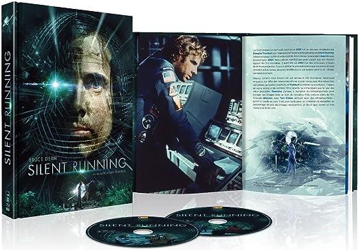 Silent Running [Francia] [Blu-ray]: Amazon.es: Bruce Dern, Cliff ...