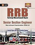 RRB Senior Section Engineer Recruitment Examination 2018-2019