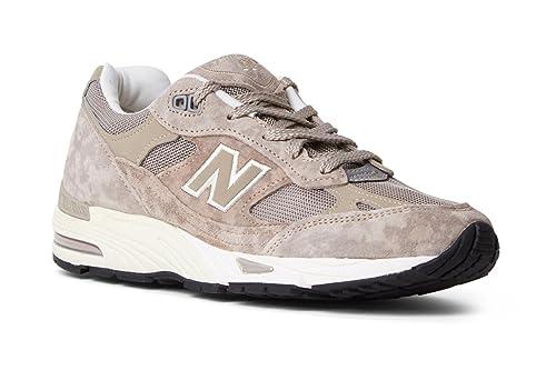 Alta qualit NEW BALANCE W991MBB sneaker donna