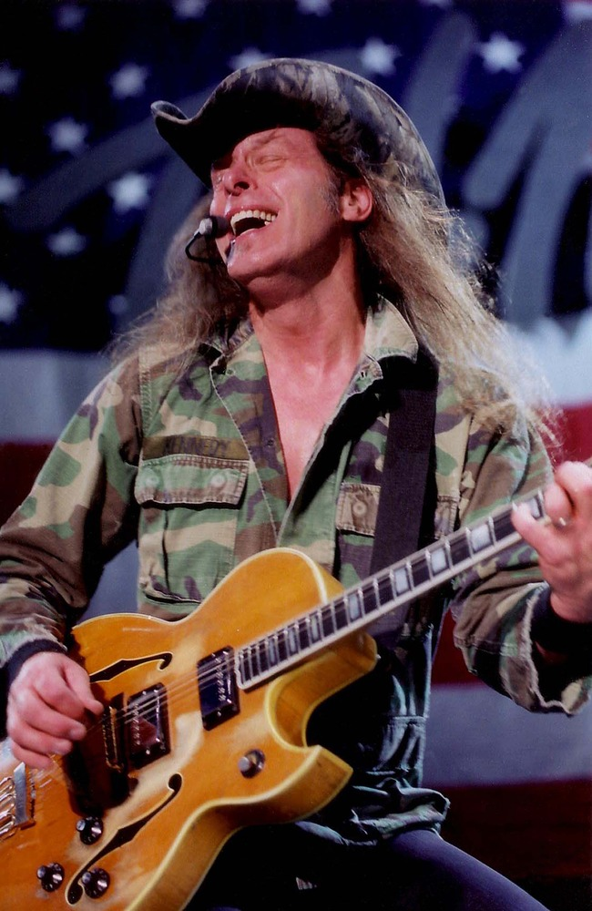 Ted Nugent Bei Amazon Music