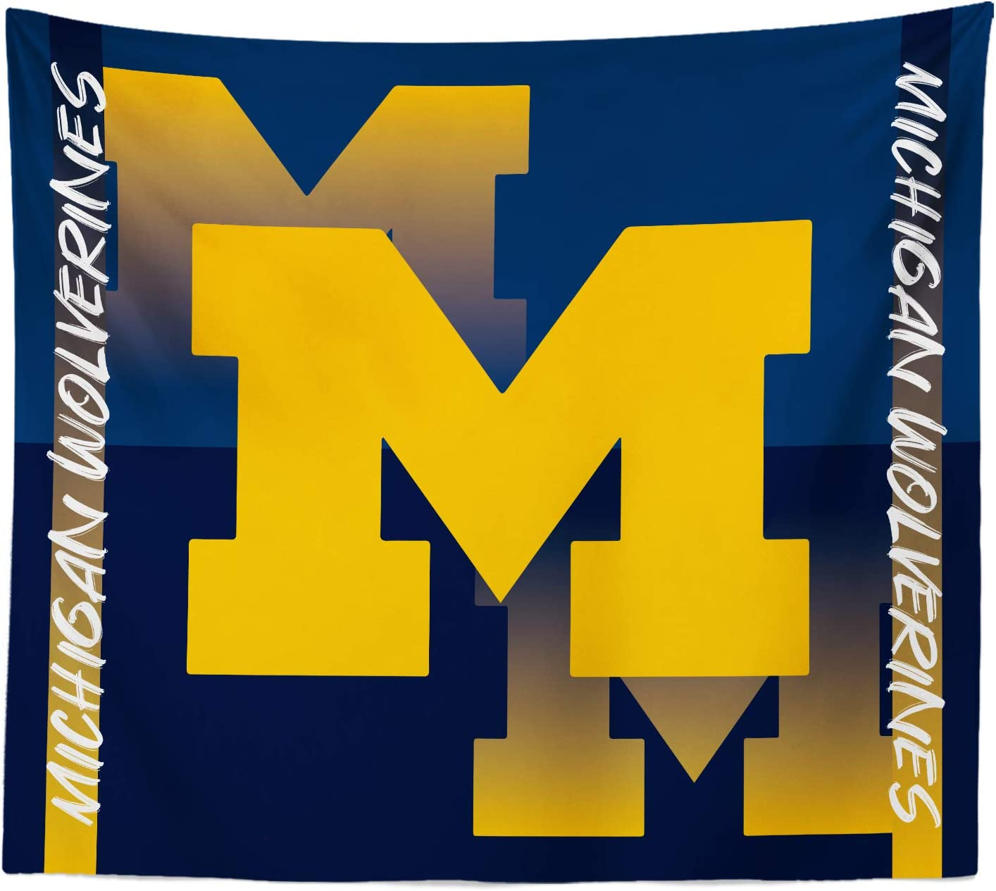 Brands NCAA Wall Tapestry Hanging for Bedroom Living Room Dorm Handicrafts Curtain Home Decor Size 50x60 Inches